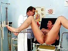 ИФОМ волосатая Gyno экспертиза киска в больнице