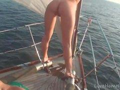 chaudasses savent comment faire la fête pendant la navigation