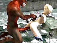 Demons Vitun 3D Babes !