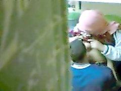 indonesialaisten - ngintip jilbab di- dapur