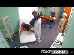 FakeHospital - La mujer con la problema de la fertilidad