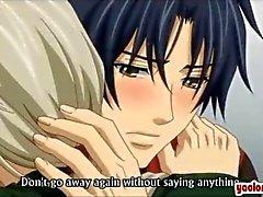 Unerwartete Touch von Hentai Homosexuell Partner