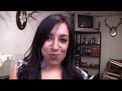 Divertirse con el atractivo gordito español Mara Lopez