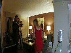 LEVI CASHS DIRECTORS CUT VIP at AVN - Scene 1