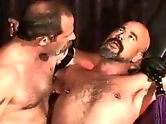 Cattivo gaio crespo viene la schiavitù e ottiene il