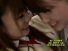 Asian Japanese Lesbian Anal hermanas 02