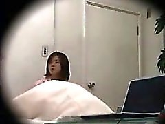 Japanese Girl Masturbating