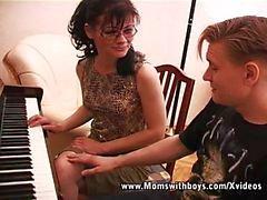 Je contraire Wanna Fuck que le piano leçons