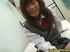 bigtits ile Japon kız öğrenci pornosu