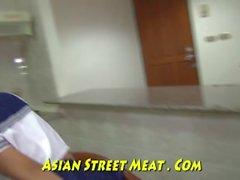 Pummi nai haning Aasian- Parveke