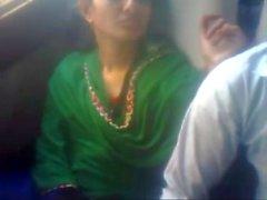 Бангладешских любовника на Автобусная