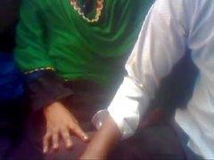 Bangladeshi vännen av buss