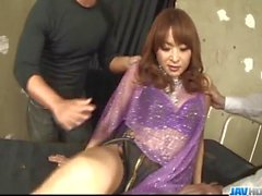 Massive Asian hardcore sex with Hikaru Wakabayashi