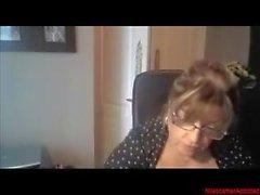 # 0372 - fille Skype amuser