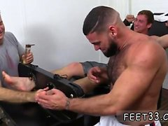 Profesor y chico besando video porno gay Connor Maguire Tickle