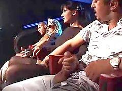 Federica Tommasi e Luna em Cinema pela TROC