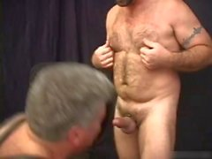 Kinky Leather Bear and Daddy Suck, Fuck, and Blow