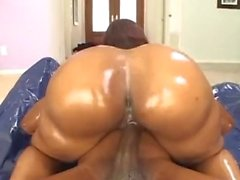 Cherokee D ASS - ПРОМАСЛЕННЫЙ Big Ass Pounding