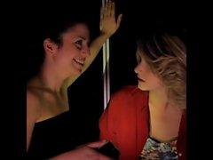 Italienisch lesbische Geschichte in Aufzug