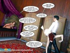 3D Komiker : Legat . episoden den 25