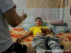 Cazzo vietnamita gay sulla camma p4 - Giang vien Binh Duong