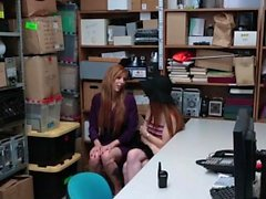 ShopLyfter - Catching e Fucking Red Head Thief