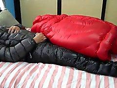 Sborrare di Down Infinità Giacca - gozada na jaqueta