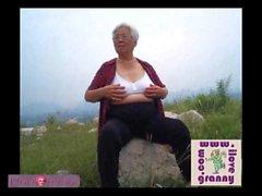 ILoveGrannY Hot Granny Amateur Pictures Slideshow