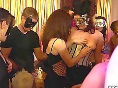 MAGMA FİLMİ Almanya Masquerade Swingers Partisi