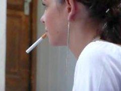 Fetiche de fumar # 1