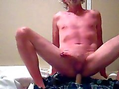 daddy riding dildo, can i ride your cock
