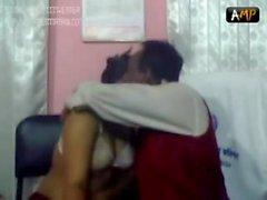 Sadia sowie Abdullahs / Ehepaar / in Khulna / Bangladesch