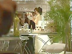 Geheime neuken met Ex in haar huwelijksceremonie 3