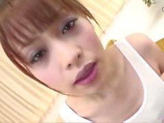 Miina Yoshihara erträgt endlosen Zoll Schwanz in ihre feuchte Möse