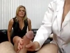 Mom And Doctor Fuck Step Son