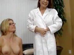 Mãe e doutor Fuck Step Son