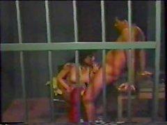 Bir bağ bozumunun travesti çocuğu birlikte Hapis cinsiyet