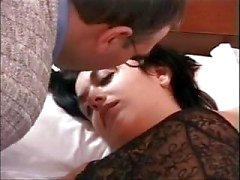 Italian roleplay father and daughter fuck