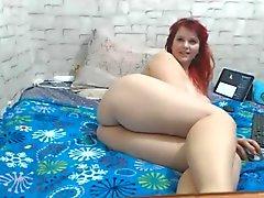 Chubby redhead cam