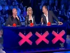 Yksityisten Boxxx - Tv 01 ( Italian Got Talent )