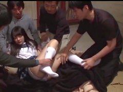 JapaneseSchoolGirl Creampie Cumshots ch1a
