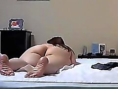 Fat Wifes Pussy Yemiş ve Gizli Kamera üzerinde Fucked