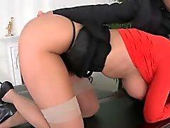 Madre italiana da vicino vagina