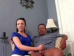 habilidades Masturbación con la mano FetishNetwork Kriselle