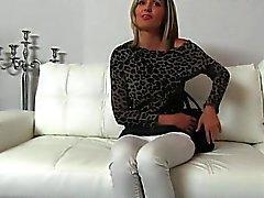Busty cowgirl anal orgasm