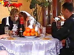Russische bruiloft porn