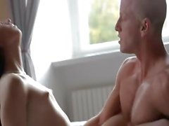 Super horny belarusian couple fucking