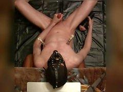 Fucked FleshLight Pussy, under the BDSM