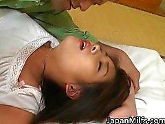 Ageha Aoi boneca asiática faz sexo louco