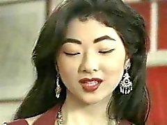Joo Min Lee vintage aasialainen anaali